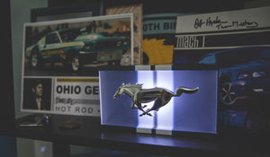 Ford Mustang ROXBOX night light