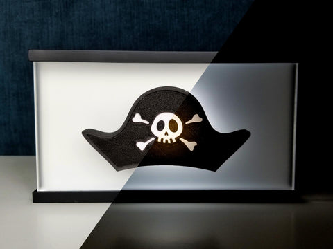 The Buccaneer Night Light