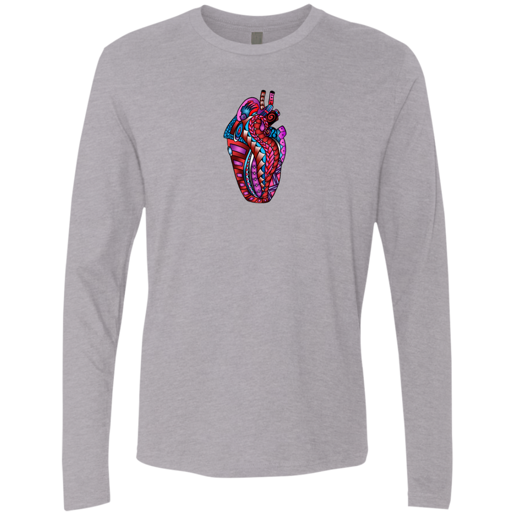 Heart Men's Premium LS