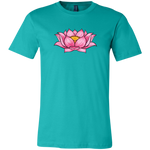 Lotus Unisex Jersey Short-Sleeve T-Shirt