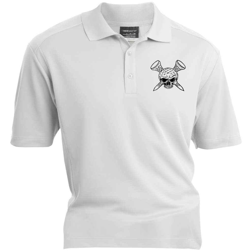 Golf Skull Nike® Dri-Fit Polo Shirt