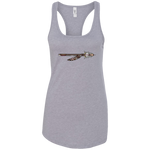 Native Spear Ladies Ideal Racerback Tank