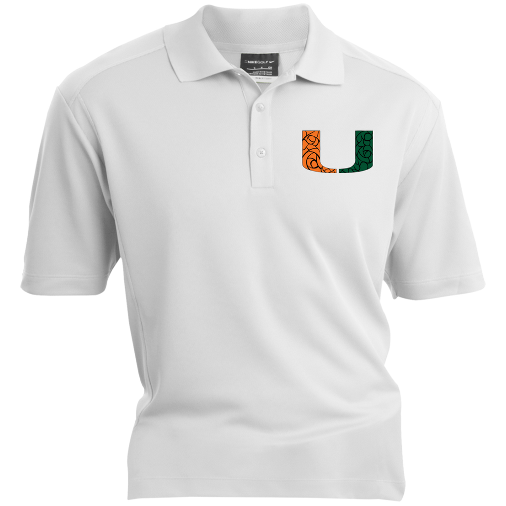 Abstract UM Nike® Dri-Fit Polo Shirt