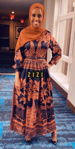Savannah Dress - ZIZI Boutique