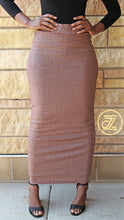 Frosted Maxi Skirt - ZIZI Boutique