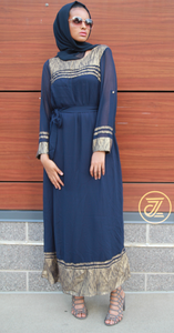 Yani Dress (Straight Style) - ZIZI Boutique