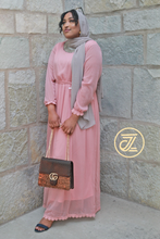Cleopatra Chiffon Dress - ZIZI Boutique