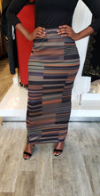 Multi stripe Skirt (5 colorways) - ZIZI Boutique