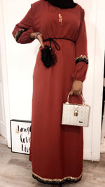 Intizar Dress - ZIZI Boutique