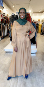 MSA Pleated Dress - ZIZI Boutique