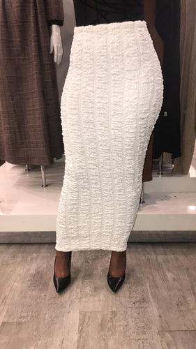 ZZ Ruffle Skirt - ZIZI Boutique