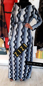 Diamond Sweater Dress - ZIZI Boutique