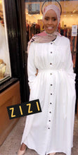 Pleated Button Down Dress - ZIZI Boutique