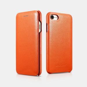 iPhone 7  / iPhone 8 Genuine (Real) Leather Cover.  Slimline protection for your phone