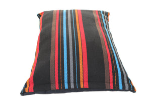 Chayo Rectangulo Pillow Bed- Black