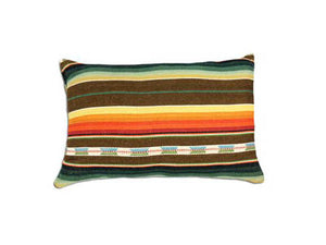 Sundance Serape Rectangular Pillow- Brown
