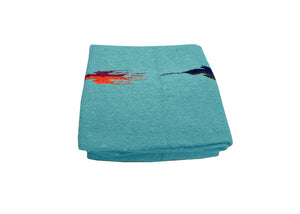 Thunderbird Blanket - Teal