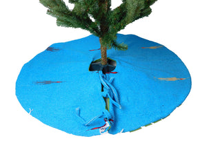 Thunderbird Tree Skirt