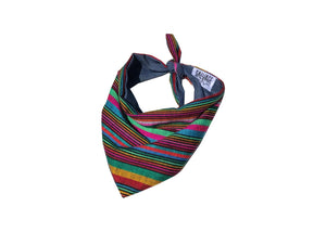 Rainbow Striped Bandana