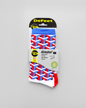 Defeet Aireator Frame Work RWB Socks