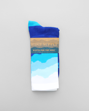 Ridge Supply Aireator RS Skyline Dawn Blue Socks