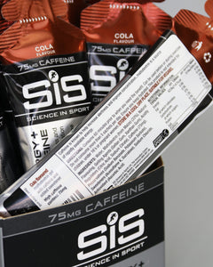 SIS Go Energy Cola Flavour Gel - 30packs/box