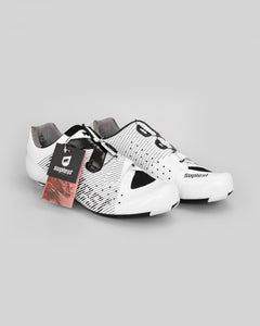 Suplest 01.051 Road Performance Series Shoe - White Black