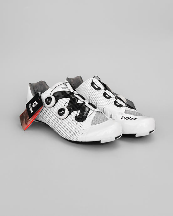 Suplest 01.050 Road Pro Series Shoe - White
