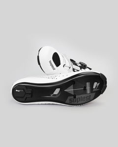 Suplest 01.054 Road Sport Series Shoe - White