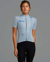 Pedla Woman's The Wilds / LunaAir Jersey - Slate Blue