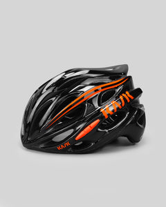 Kask Mojito 16A Black/Orange Fluo Helmet