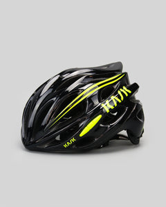 Kask Mojito 16A Black/Yellow Fluo Helmet