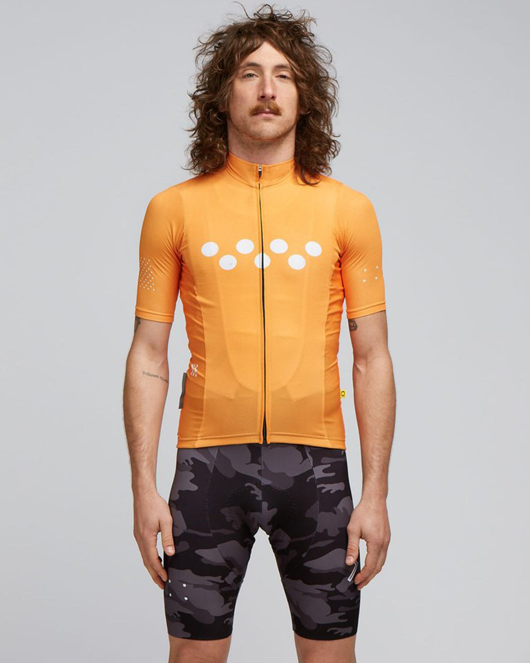 Pedla Man's Core / Luna Air Jersey - Orange