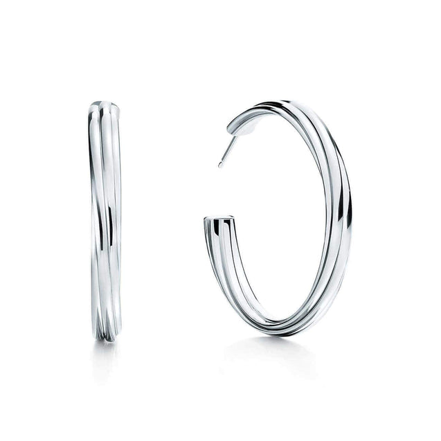 Earrings Cubic