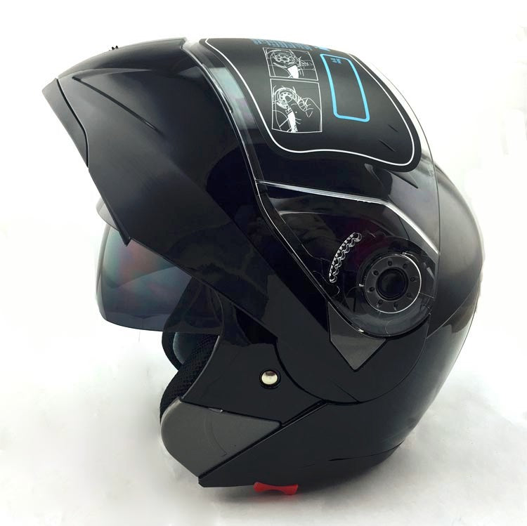 DOT ECE Sticker JIEKAI 105 Flip Up Motorcycle Helmet