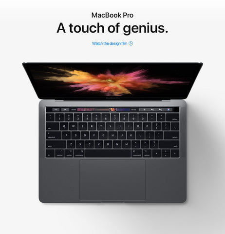 Apple 13-Inch Macbook Pro Touch