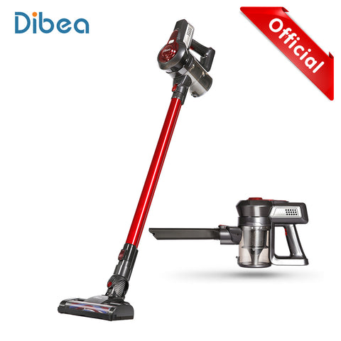 Dibea C17 Portable 2 In1 Handheld Wireless Vacuum Cleaner