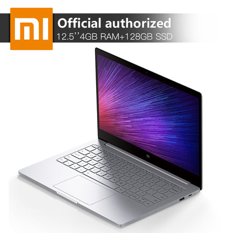 Xiaomi MI Notebook Air 12.5'' 4GB RAM 128GB SSD Intel Core