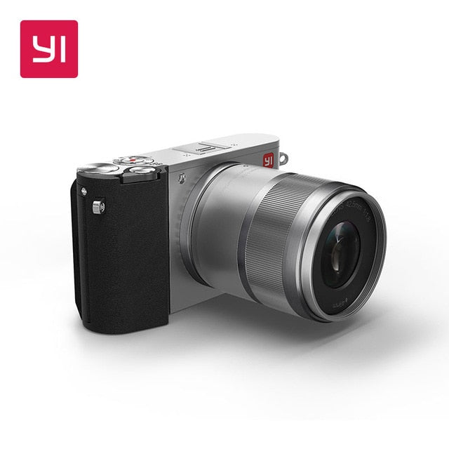 YI M1 Mirrorless Digital Camera International Version