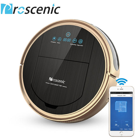 Proscenic Robot Vacuum Cleaner 790T 1200Pa