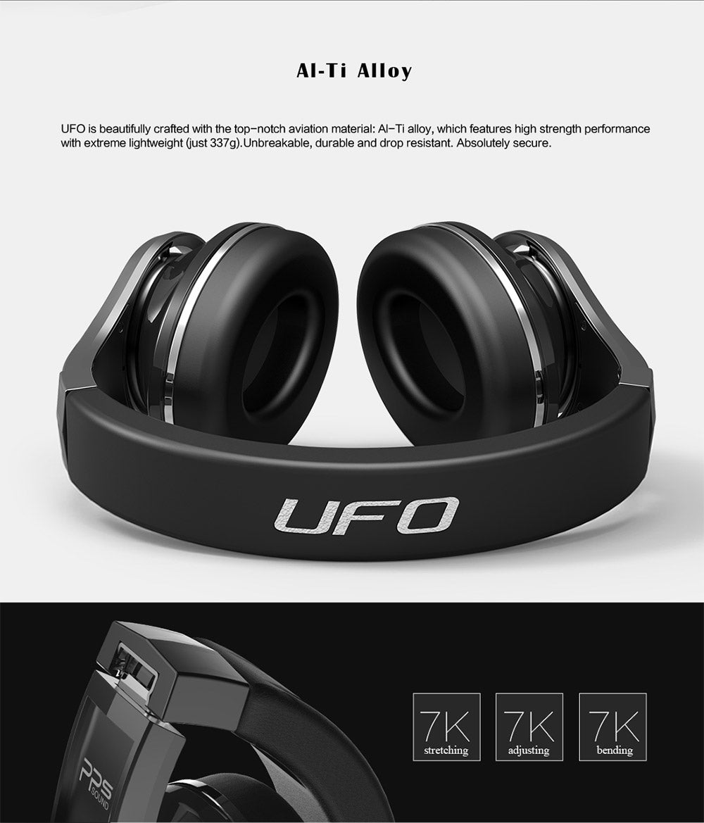 Bluedio UFO Bluetooth Headphone