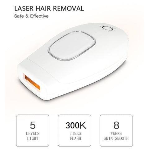 300K Flash Professional Permanent IPL Epilator