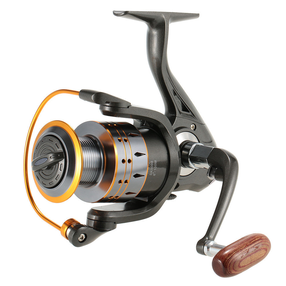 12+1 Ball Bearings Spinning Fishing Reel