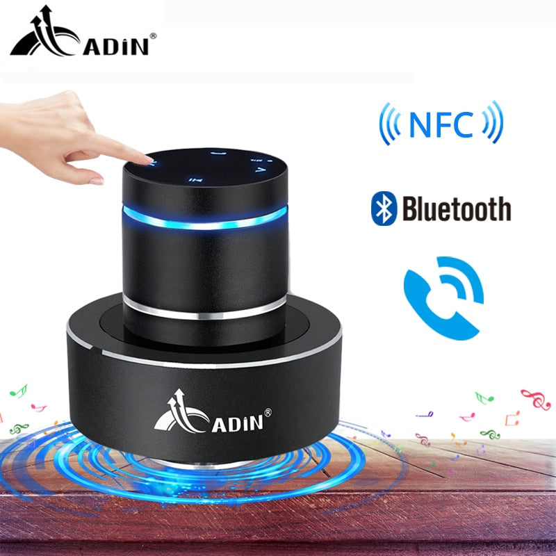 Adin 26W Vibro Desktop Wireless Bluetooth Speaker