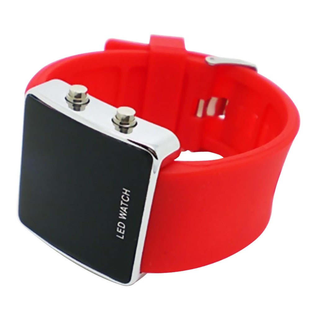 Digital LED Touch Screen Watch Unisex