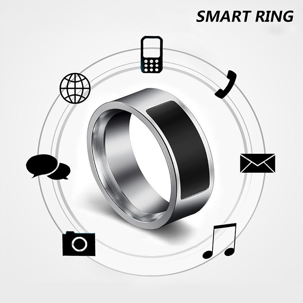 Smart Rings NFC Multifunctional Waterproof Intelligent Ring