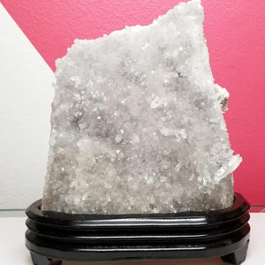 Chrysanthemum Quartz Slab Specimen