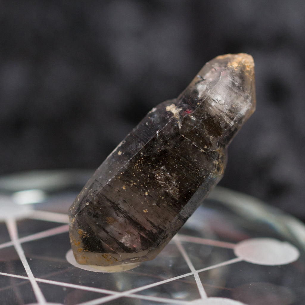 Double Terminated Tibetan Phantom Quartz