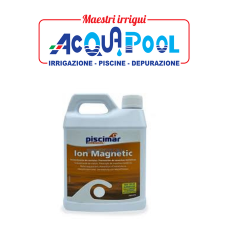 ION MAGNETIC PISCIMAR SEQUESTRANTE METALLI