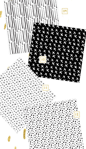 Hand-Drawn Pattern Collection graphics pack